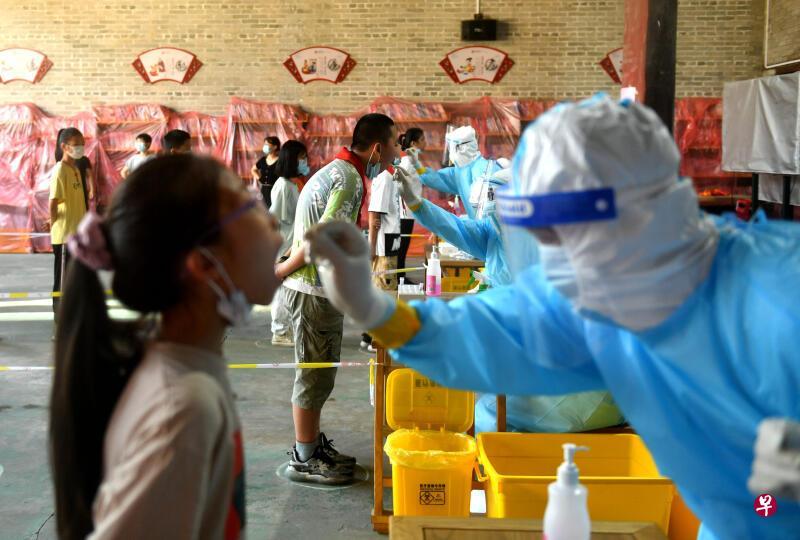 福建疫情至少传播五代 增至204人
